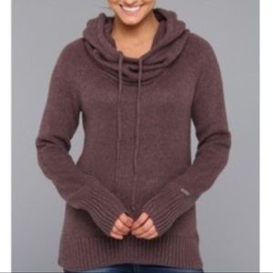 Columbia Pullover Cowl Neck Knit Sweater